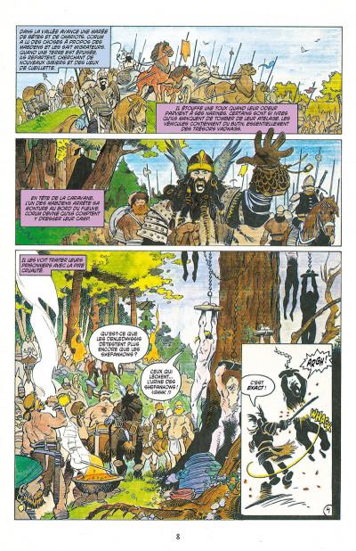 Page 3 Les chroniques de Corum tome 1