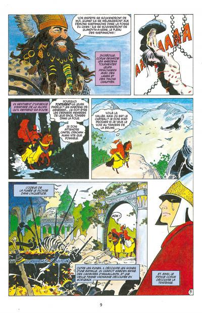 Page 4 Les chroniques de Corum tome 1