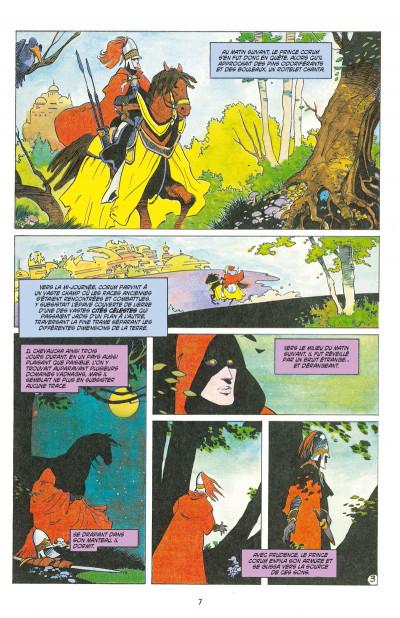 Page 5 Les chroniques de Corum tome 1