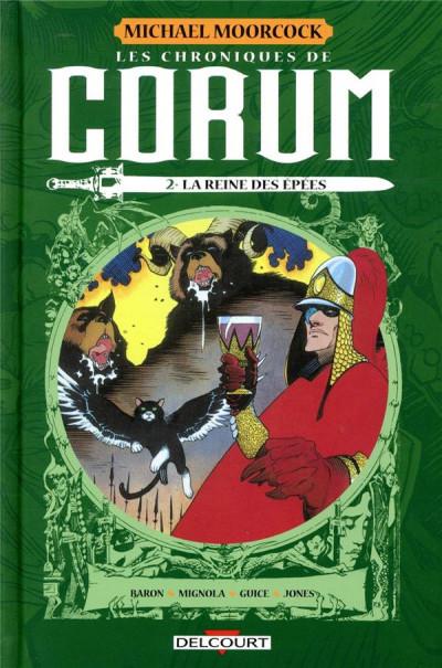 Couverture Les chroniques de Corum tome 2