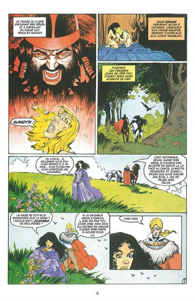 Page 2 Les chroniques de Corum tome 2