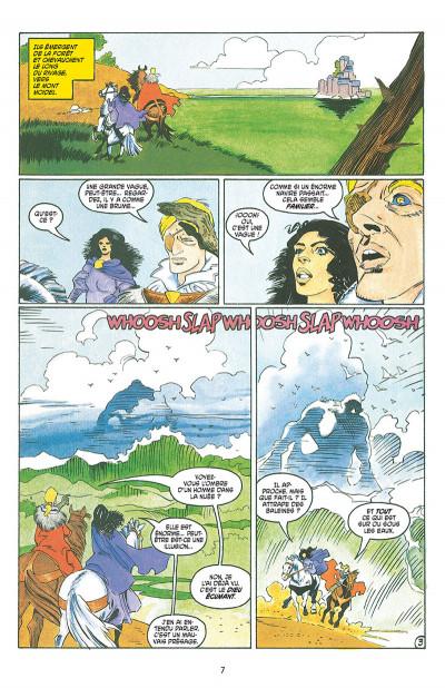 Page 3 Les chroniques de Corum tome 2