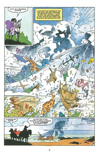 Page 4 Les chroniques de Corum tome 2