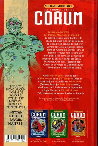 Dos Les chroniques de Corum tome 3