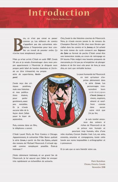 Page 2 Les chroniques de Corum tome 3