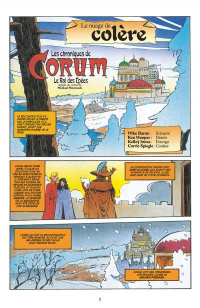 Page 5 Les chroniques de Corum tome 3