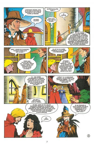 Page 7 Les chroniques de Corum tome 3