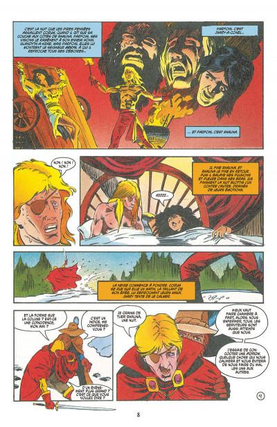 Page 8 Les chroniques de Corum tome 3