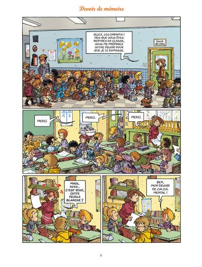 Page 1 Les blagues de Toto - HS - Le carnet dénote