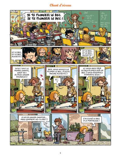 Page 3 Les blagues de Toto - HS - Le carnet dénote
