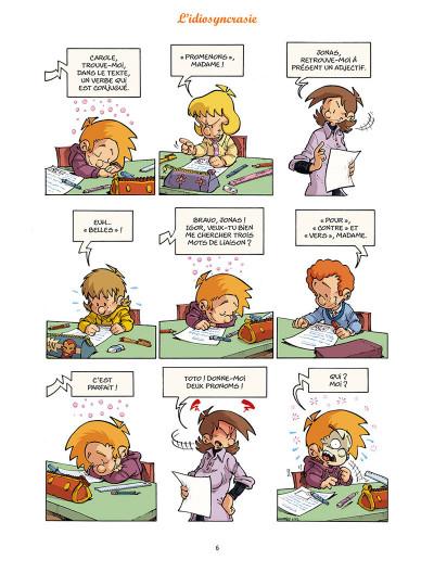 Page 4 Les blagues de Toto - HS - Le carnet dénote