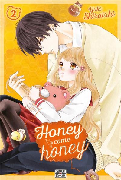 Couverture Honey come honey tome 2