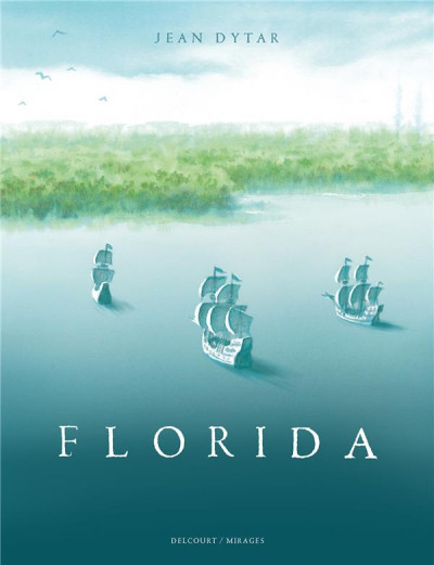 Couverture Florida