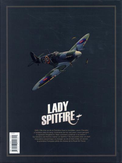 Dos Lady Spitfire - intégrale