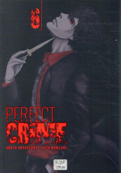 Couverture Perfect crime tome 6