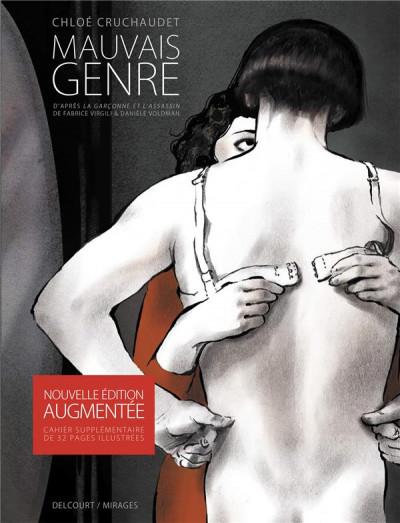 Couverture Mauvais genre - édition 2018