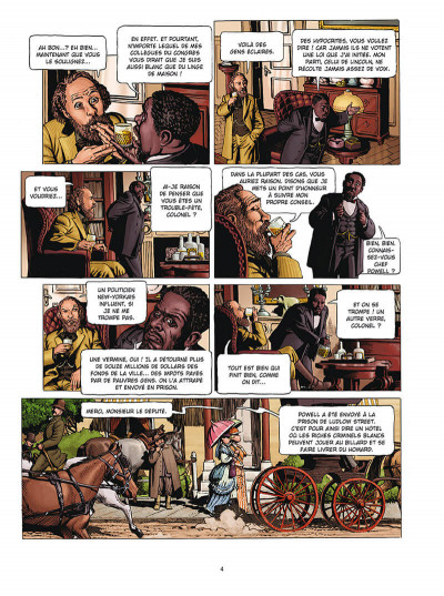 Page 2 Marshal Bass tome 4 + ex-libris offert