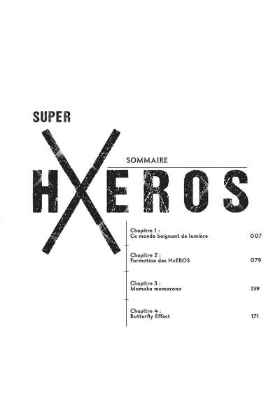 Page 2 Super HxEros tome 1