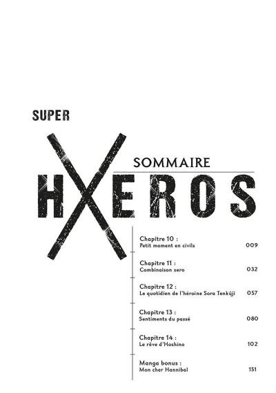 Page 4 Super HxEros tome 3