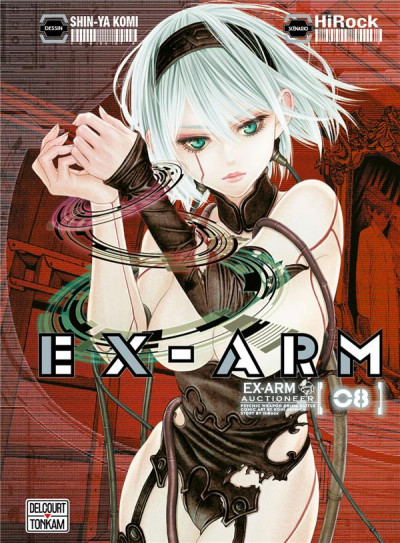 Couverture Ex-arm tome 8