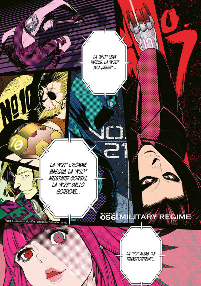 Page 1 Ex-arm tome 9