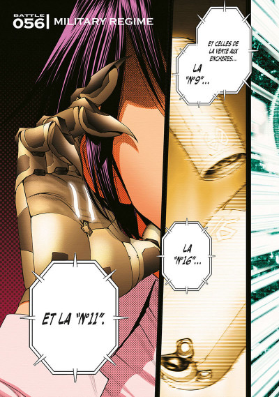 Page 3 Ex-arm tome 9