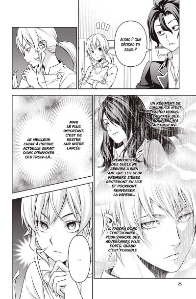 Page 6 Food wars ! tome 26