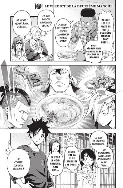 Page 5 Food wars ! tome 27