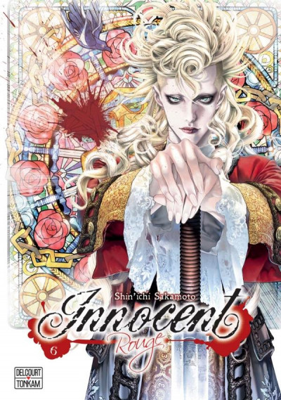 Couverture Innocent - rouge tome 6