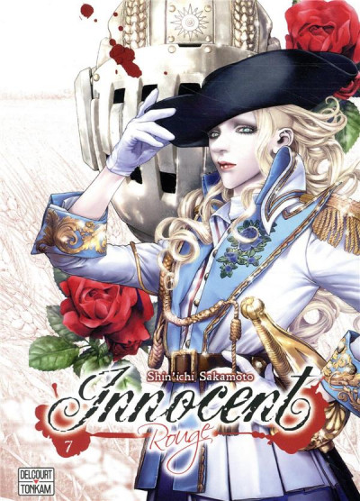 Couverture Innocent - rouge tome 7