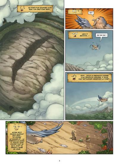 Page 1 Reflets d'acide tome 9