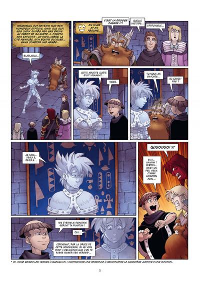 Page 3 Reflets d'acide tome 9