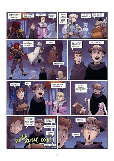 Page 4 Reflets d'acide tome 9