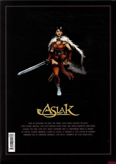 Dos Aslak - intégrale tome 1 à 3