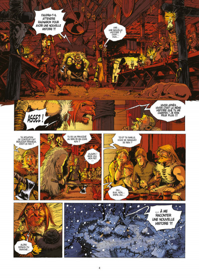 Page 4 Aslak - intégrale tomes 1 à 3