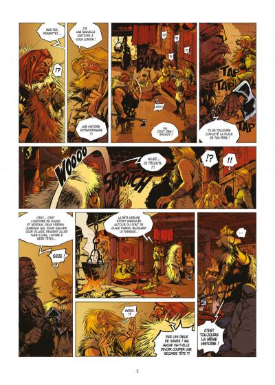 Page 5 Aslak - intégrale tome 1 à 3