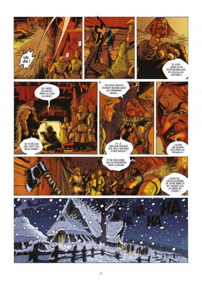 Page 7 Aslak - intégrale tomes 1 à 3