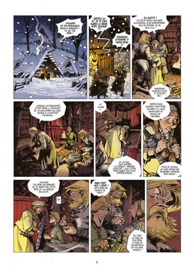 Page 8 Aslak - intégrale tomes 1 à 3
