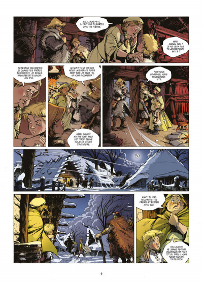 Page 9 Aslak - intégrale tomes 1 à 3