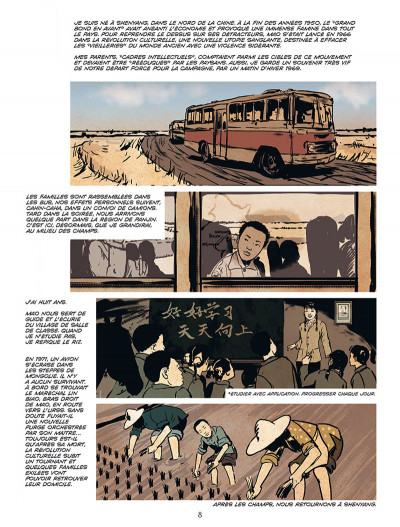 Page 1 Tiananmen 1989 - Nos espoirs brisés