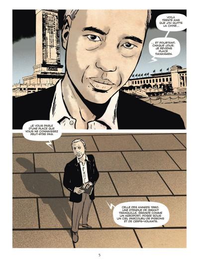 Page 5 Tiananmen 1989 - Nos espoirs brisés