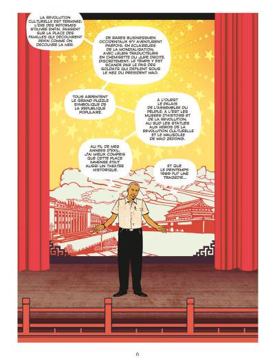 Page 6 Tiananmen 1989 - Nos espoirs brisés