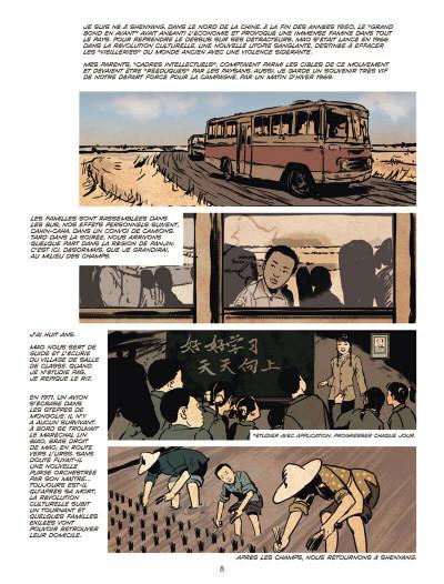 Page 8 Tiananmen 1989 - Nos espoirs brisés