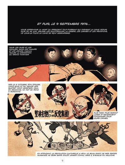 Page 9 Tiananmen 1989 - Nos espoirs brisés