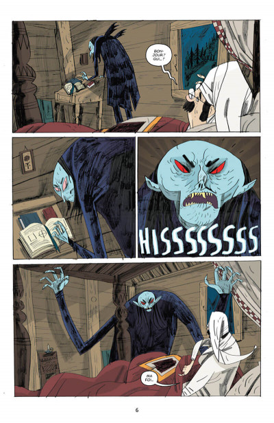 Page 6 Rencontres maléfiques