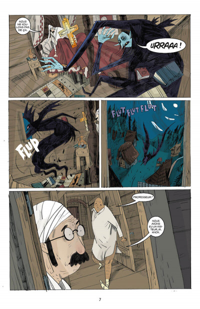 Page 7 Rencontres maléfiques