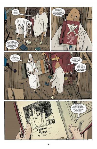 Page 8 Rencontres maléfiques