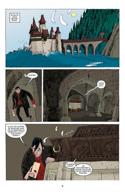Page 9 Rencontres maléfiques