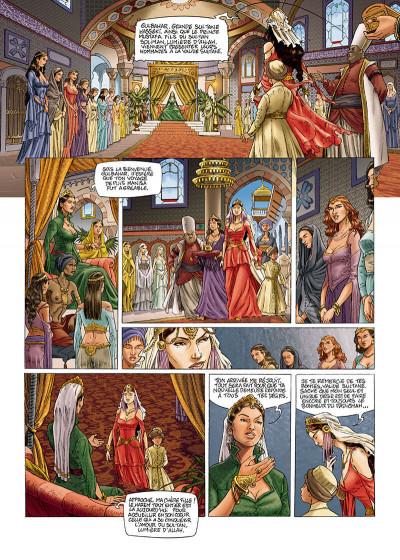 Page 5 Les reines de sang - Roxelane, la joyeuse tome 1