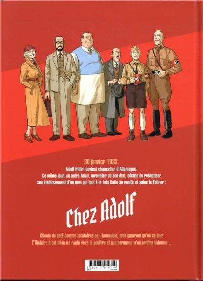 Dos Chez Adolf tome 1
